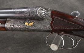 12g Charles Daly Regent Diamond Boxlock Shotgun