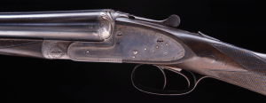 12g Wallis Brothers Excellent Sidelock Ejector ~ Features Chopper-lump Sir Joseph Whitworth Barrels