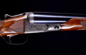 """Exceedingly rare Parker Bros. CHE 12ga 3"""" Magnum w/32""""brls - Late Remington gun with incredible wood and dimensions in outstanding condition"""