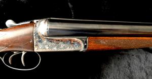 Webley & Scott Model 700 Side-by-Side12 Gauge
