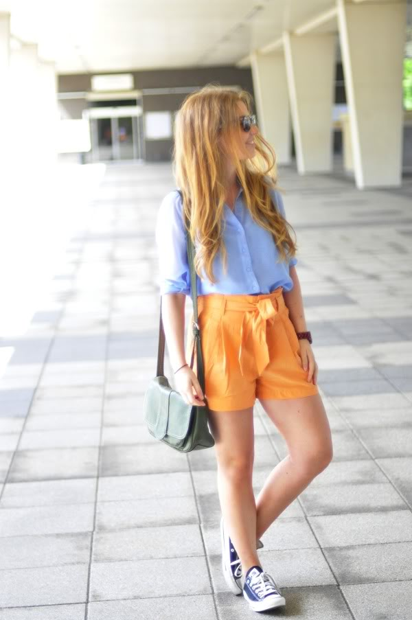Outfit | Colourful Casualness