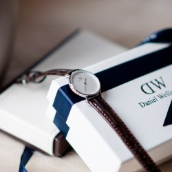 Gift Idea Daniel Wellington watch