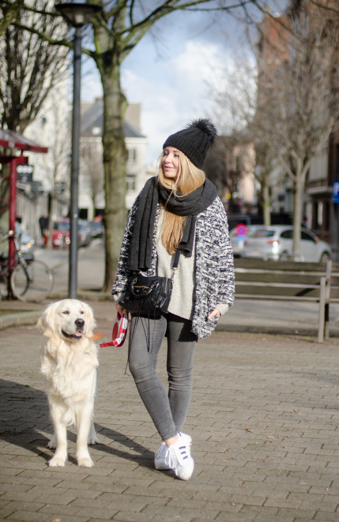 Dogs and Dresses doggy walks outfit