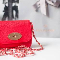 Mulberry Mini Lily Bag