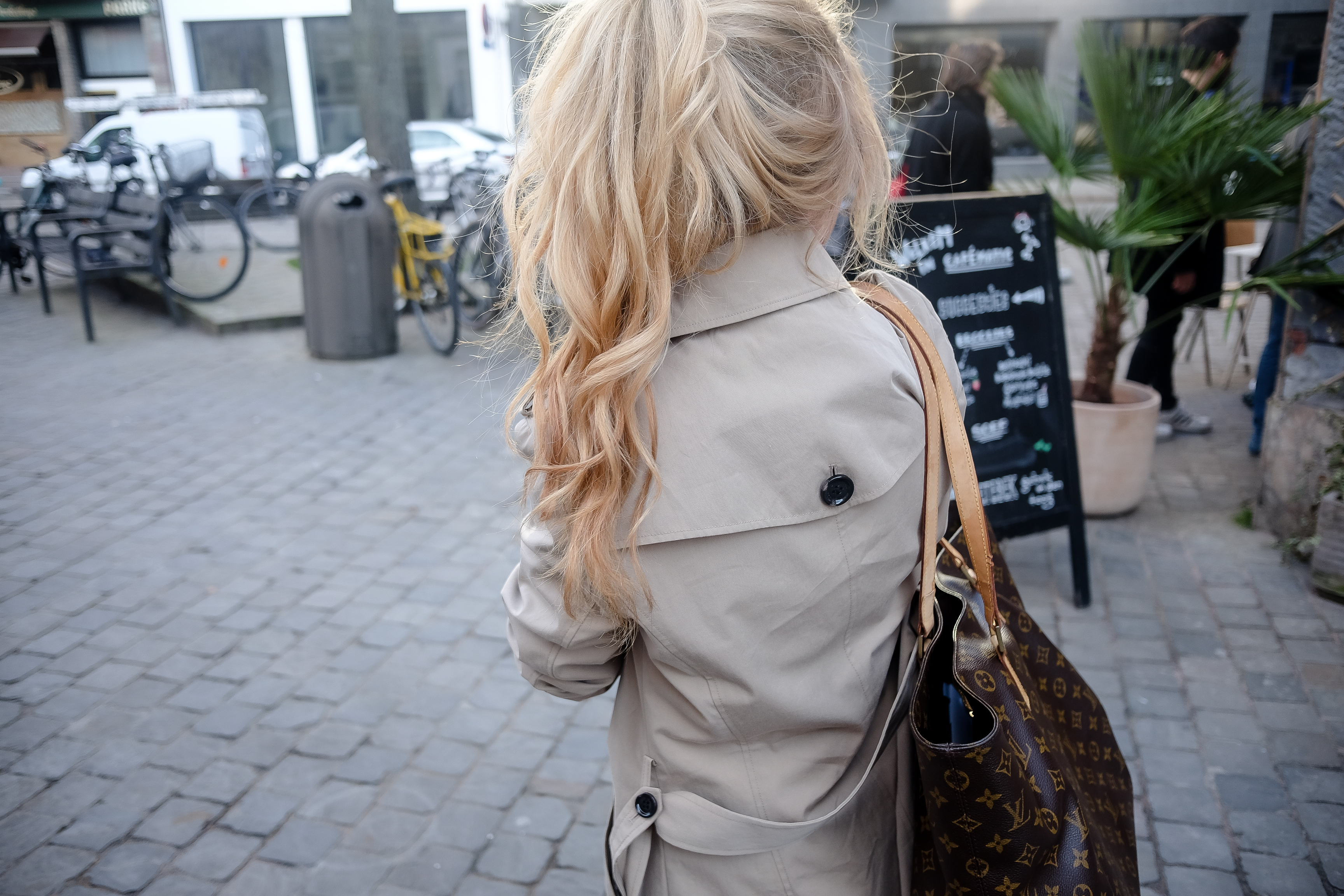 Trench Coat and City Love-22