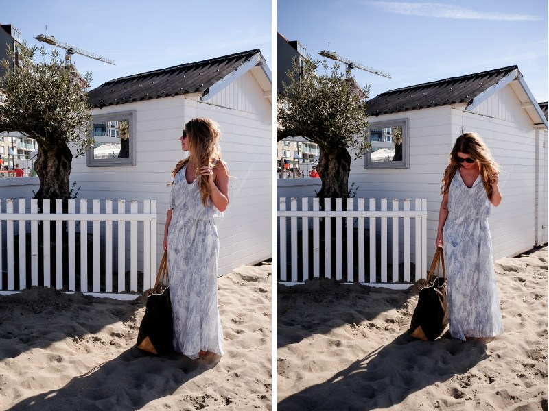 Vero Moda Summer Maxi Dress