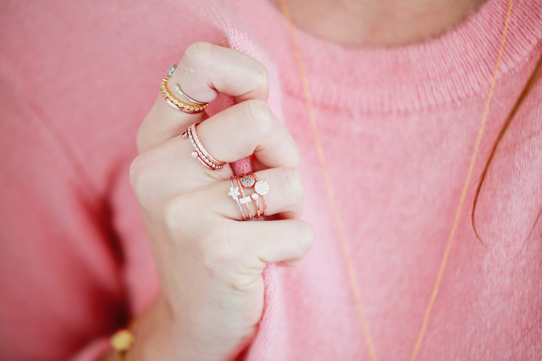 The best place to shop dainty jewelry