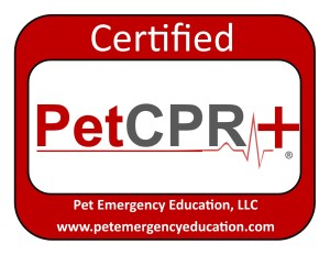 Certified in Canine CPR