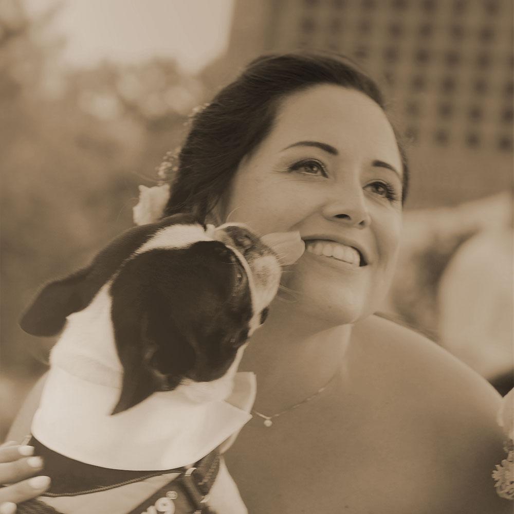 athena: dog sitter matrimoni
