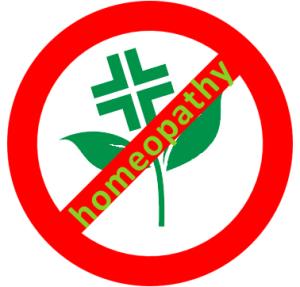 ban homeopathy