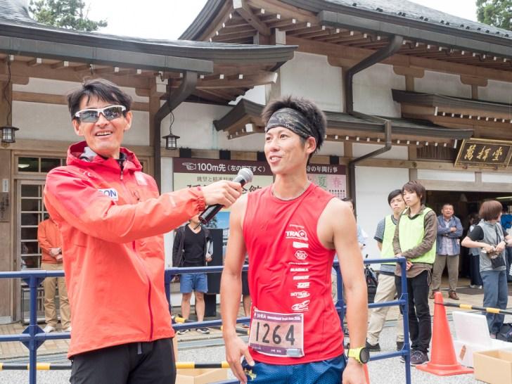Mt-Hiei-50k-2016-Yuya-Kawasaki-finish
