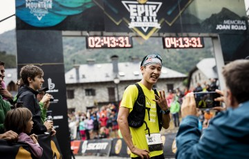 Ruy Ueda, Buff Epic Trail 2019