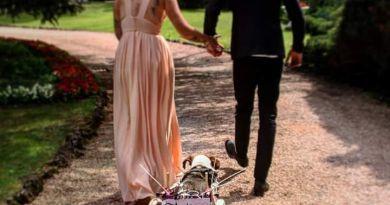 Emma la cagnolina disabile che non rinuncia al matrimonio dei suoi umani.