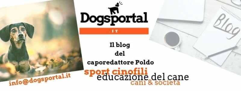 scrivi alla redazione di Dogsportal.it