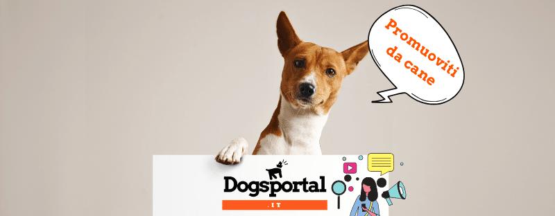 promuoviti su dogsportal.it