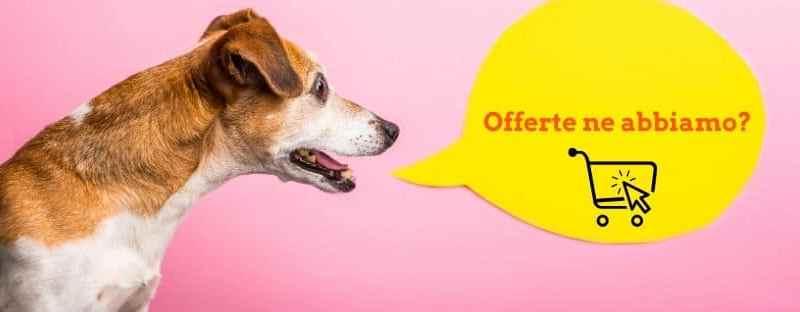 #iorestoacasa ma risparmio: le offerte migliori per i nostri cani
