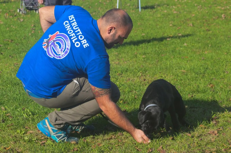Leonardo Cicogna - intervista su Dogsportal.it parliamo del centro cinofilo E-Dogo