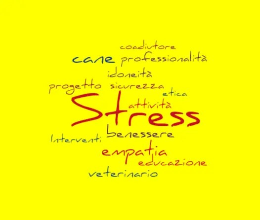 Pet Therapy Stress e Bisogni etologici