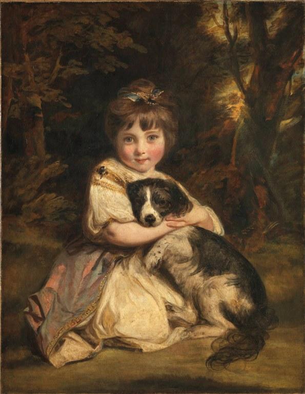 La mia storia nell'arte ritratti di cani memorabili