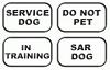 dog Harness, Schutzhund, Police K9, Tracking dog