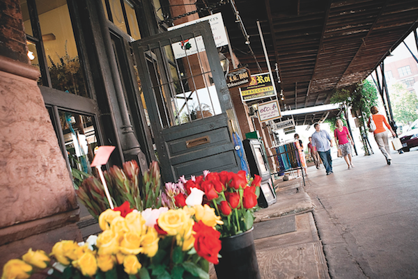 Omaha's Old Market. (Photo courtesy the Omaha Convention and Visitors Bureau)
