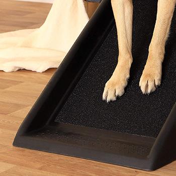 Rampe pour chien petit budget.