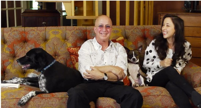 Paul Shaffer Films PSA for The Shelter Pet Project