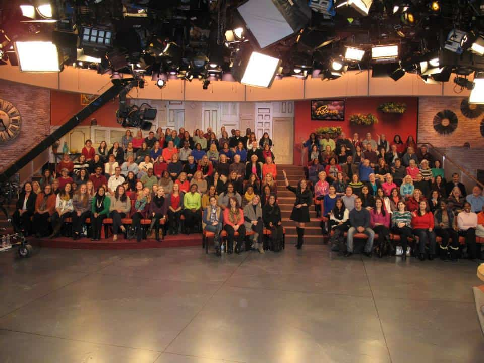 Watch for Us in the Rachael Ray Show Audience IamwithRR