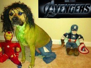 Emma the Hulk
