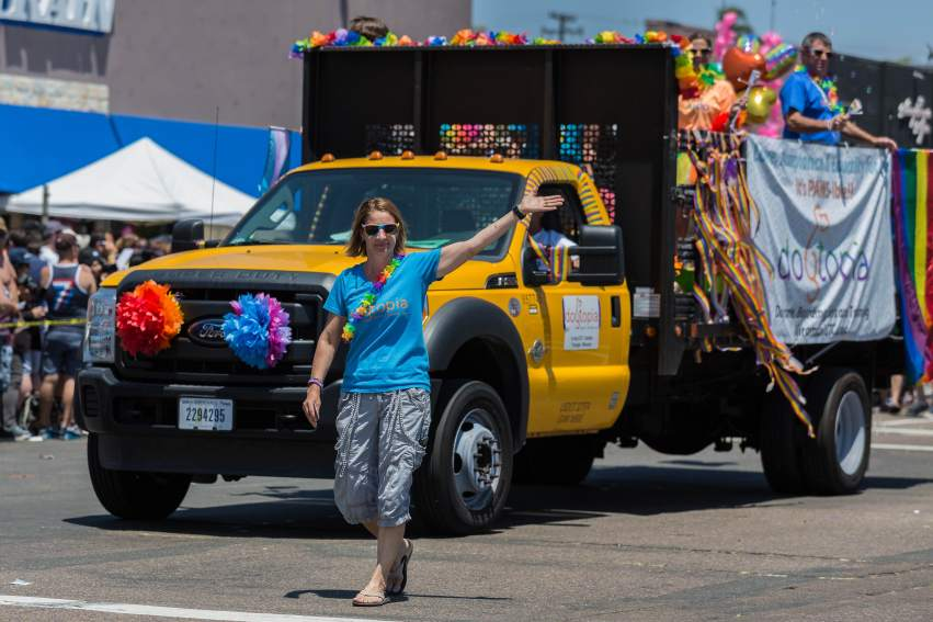 Meg Pride Parade