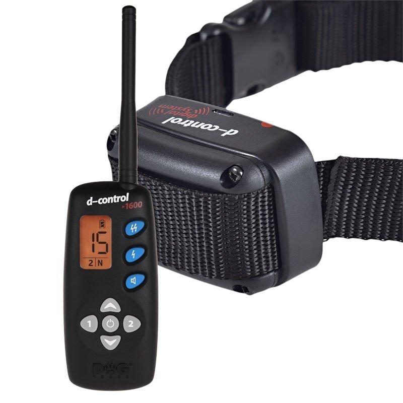 Dogtrace DC 1600 collare d'addestramento con stimolazione e richiamo acustico