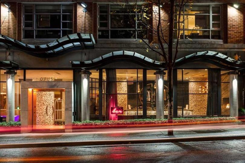 Pet-Friendly Opus Vancouver