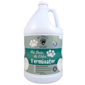 Bubbas Pet Stain Odor Terminator