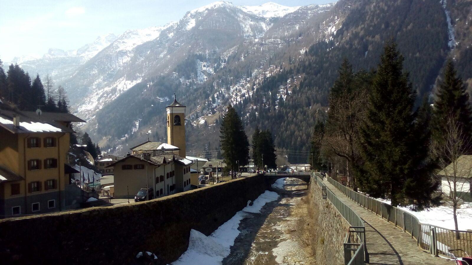 Campodolcino  In Valchiavenna non solo Madesimo