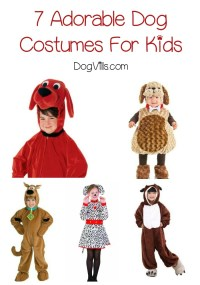 7 Adorable Dog Costumes For Kids That They Will Love ...