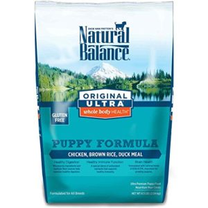 Best Dry Puppy Dog Food | Natural Balance Whole Body Health Dry Puppy Formula