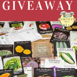Enter for a chance to win heirloom seeds from Baker Creek!