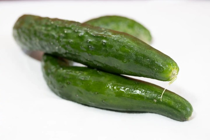 Cucumbers are easy to grow in the garden