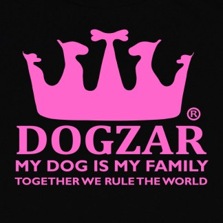 DOGZAR® logo artwork - Black