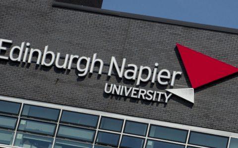Napier University Doig+Smith Prize