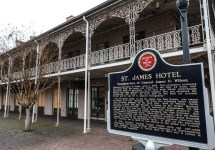 St. James Hotel Selma Alabama In