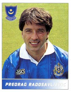 Image result for Predrag Radosavljevic everton