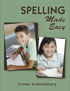 Spelling Made Easy: The Homonym Way to Better Spelling by Connie Schenkelberg