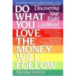 Do What You Love and the Money Will Follow-- Or Maybe Not