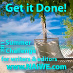 NAIWE's Summer Challenge: Here is What I'm Doing