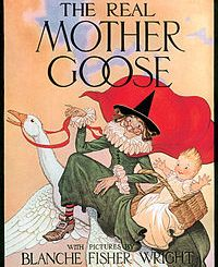 Choose unique phrases from Mother Goose, the Proverbs, or other sources.