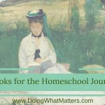 Three (or so) Books for the Homeschool Journey