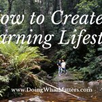 How to Create a Learning Lifestyle
