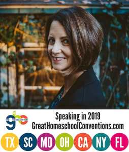 Janice Campbell at Great Homeschool Conventions