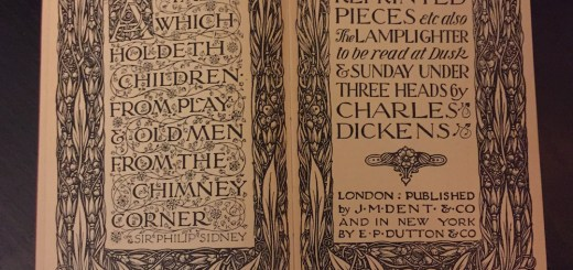 Reprinted pieces, etc: also, The lamplighter, To be read at dusk, and Sunday under Three Heads by Charles Dickens